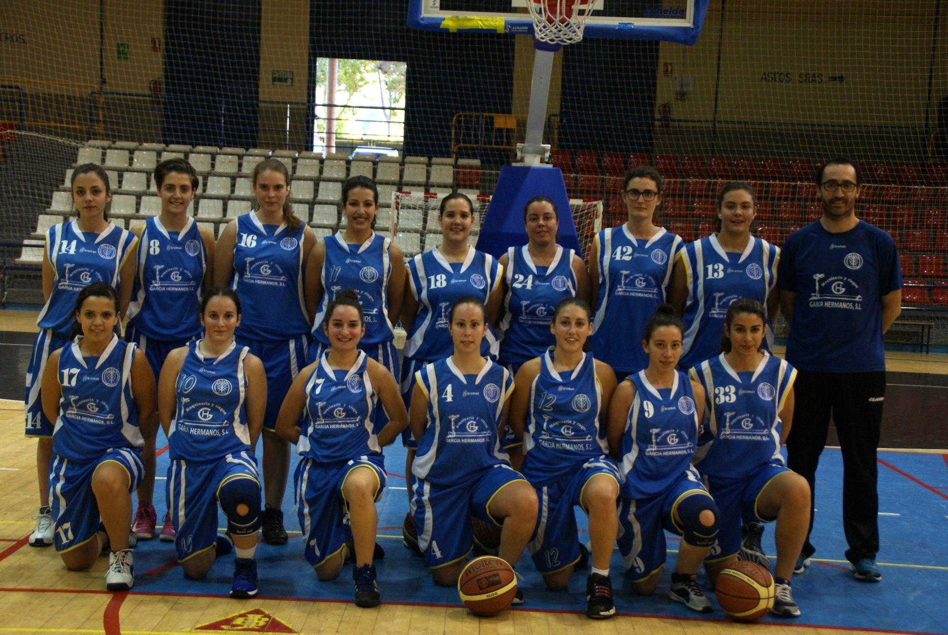 C.B. Bolaños Senior Femenino 2015-2016